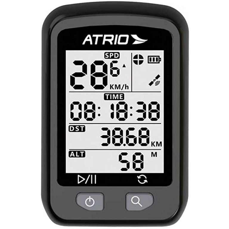 Gps Ciclismo Ciclocomputador Átrio Iron Bi091