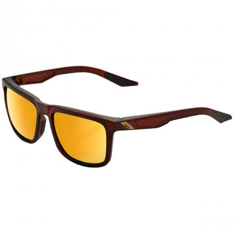Óculos 100% Blake Marrom