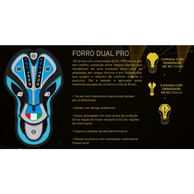 Calça Unissex Ert - Forro Dual Pro