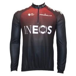 Camisa Manga Longa Pro Tour Team Ineos