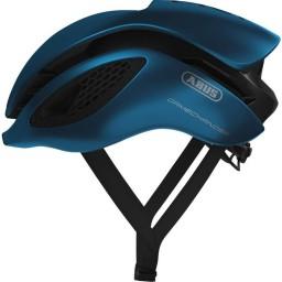 Capacete Ciclismo Abus Gamechanger Azul Fosco