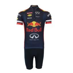 Conjunto Bermuda e Camisa Pro Tour Red Bull