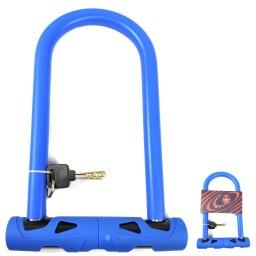 Cadeado Zoli U-lock 180x245 Com Chave