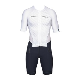 Macaquinho Triathlon Woom Carbon Ice