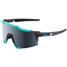 Óculos 100% Speedcraft Preto/Celeste