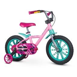Bicicleta Infantil Nathor First Pro Aro 14
