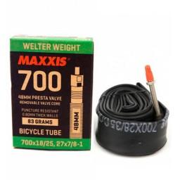 Câmara de Ar Maxxis 700 X 18/25 48mm