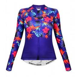 Camisa Feminina Manga Longa Sportxtreme Califórnia