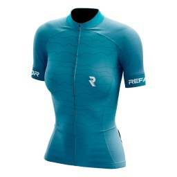 Camisa Feminina Refactor Ocean