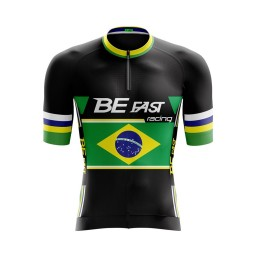 Camisa Ciclismo Befast Brasil