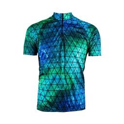 Camisa Ciclismo Befast Galaxy