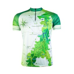 Camisa Ciclismo Befast Travel