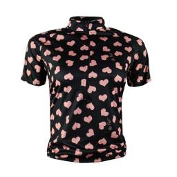 Camisa Ciclismo Feminina Befast Love