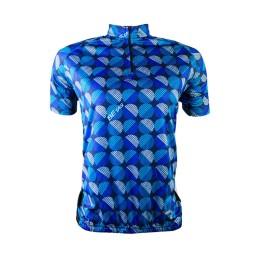 Camisa Ciclismo Feminina Befast Wave