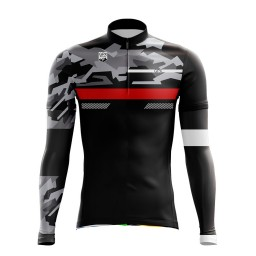 Camisa Ciclismo Manga Longa GPX Beat
