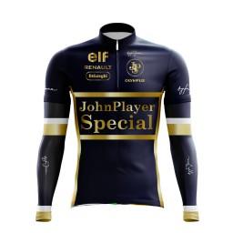 Camisa Ciclismo Manga Longa Pro Tour Senna