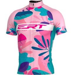 Camisa ERT Classic Floral Pink