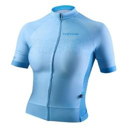 Camisa Feminina EVOE 2020 Azul