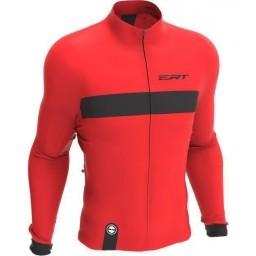 Camisa Manga Longa ERT Strip - Vermelha