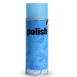 Cera de Silicone Morgan Blue Polish 400ml
