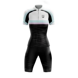 Conjunto Ciclismo Feminino GPX Fects