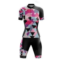 Conjunto Ciclismo Feminino GPX Shine