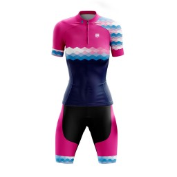 Conjunto Ciclismo Feminino GPX Step