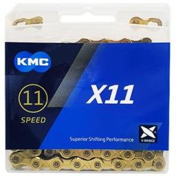 Corrente KMC X11EL 11V Dourada