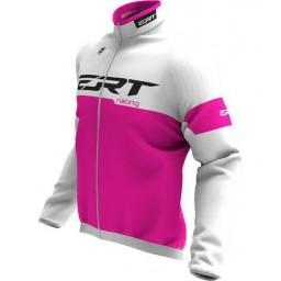 Corta Vento/ Capa de Chuva Feminina ERT Racing Rosa