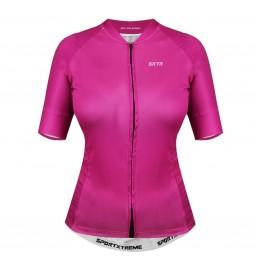 Camisa Feminina Sportxtreme Slim TC Fucsia