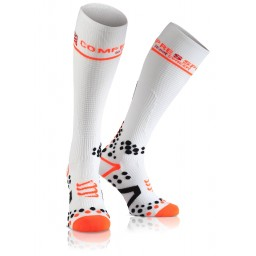 Meia de Compressão Compressport Full Socks V2.1