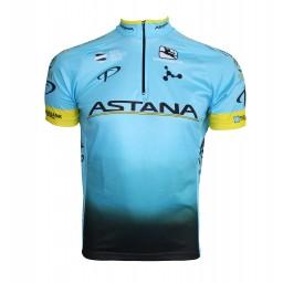 Camisa Pro Tour Astana