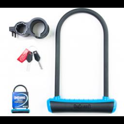 Cadeado Onguard Neon 8153 U-lock - Azul