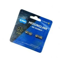 Conector Corrente 11 velocidades KMC - Gold