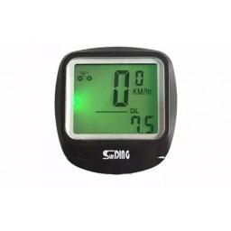 Velocímetro Digital Multi Funções SD-568